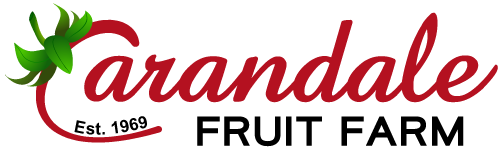 carandale fruit farm logo